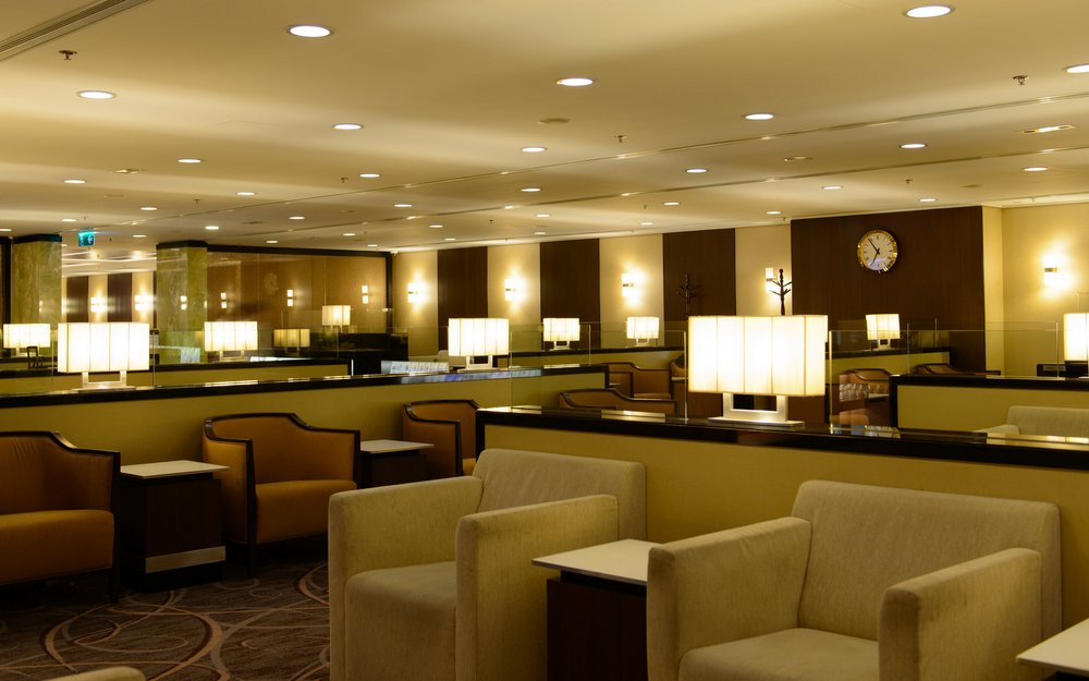 Click to View Airport Lounges