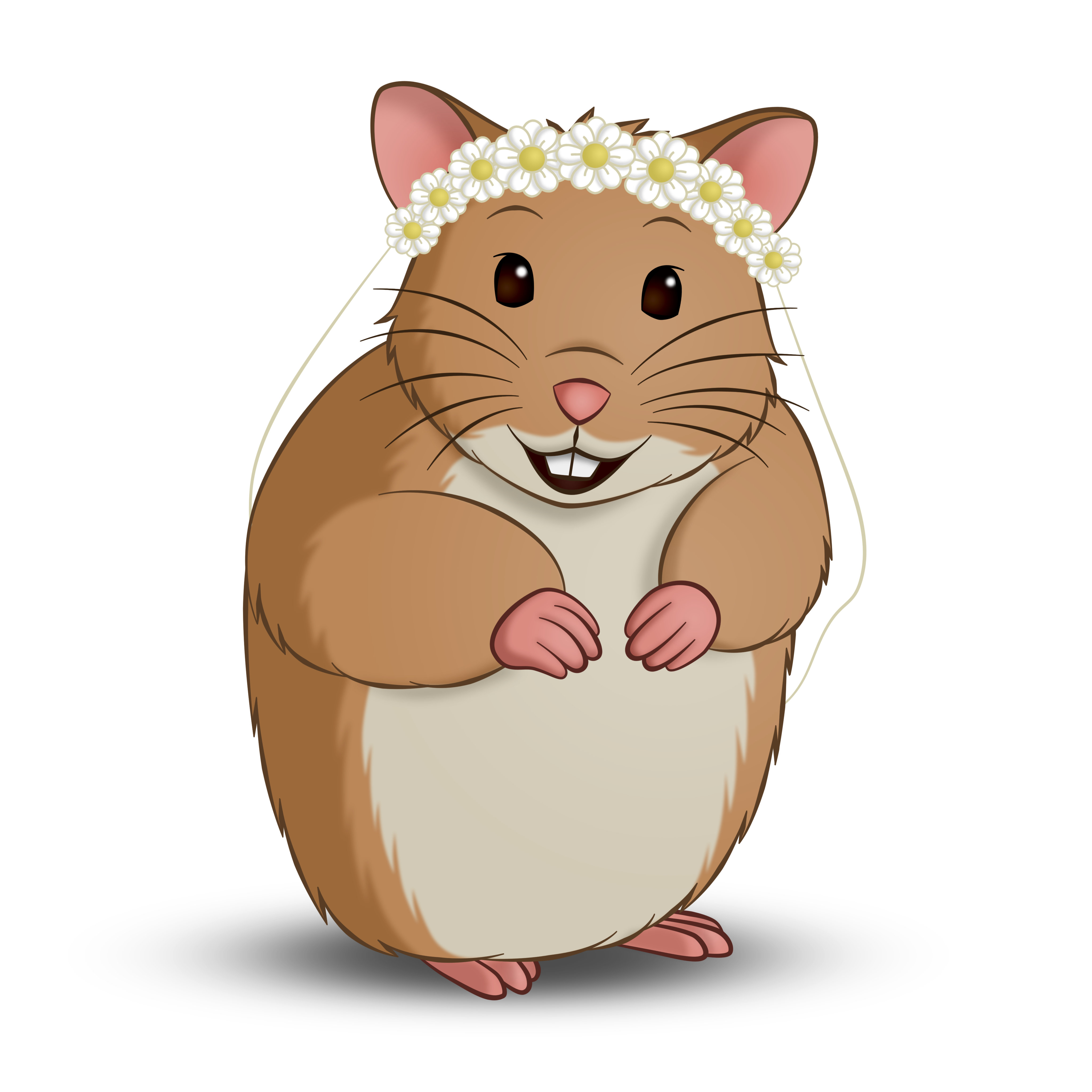 Honeymoons from Holiday Hamster - Bride